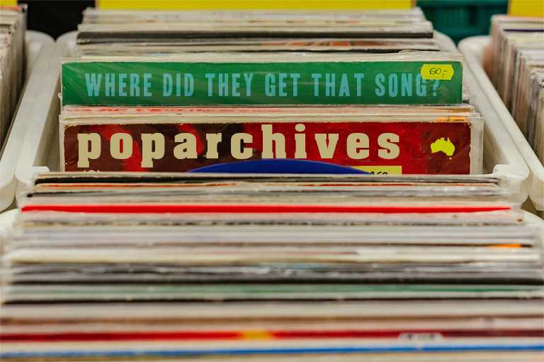 Where did they get that song? Poparchives.